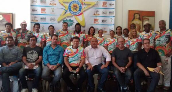 Cultura debate Carnaval 2018 no Charitas nesta terça (4)