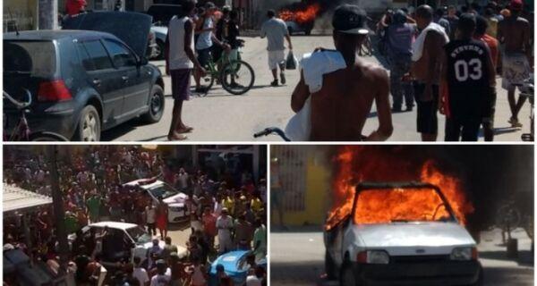 Multidão tenta linchar casal em Araruama por boato de WhatsApp