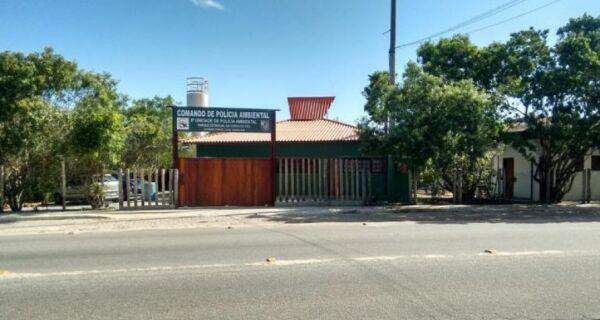 Sede da Unidade de Policiamento Florestal será inaugurada nesta sexta (7)