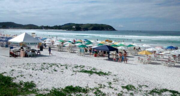 Climatempo tem previsão de chuva para Cabo Frio