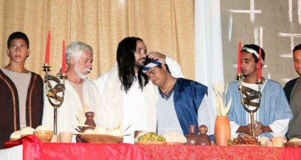 Arraial terá encenação da Paixão de Cristo