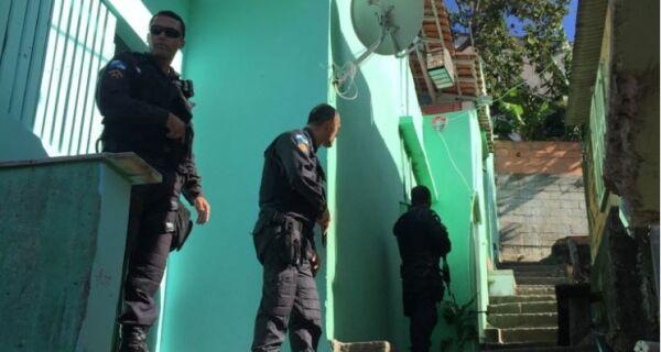Noite tensa em Arraial: tiroteio com morte no Sítio e ferido a bala em Figueira