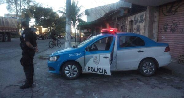 Polícia faz operação conjunta para sufocar o crime na região