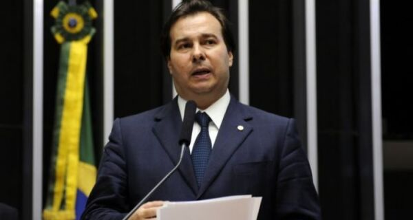 Prefeitos da região se encontram com Rodrigo Maia