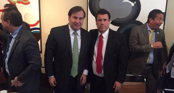 Marquinho Mendes faz balanço positivo de visita a Brasília