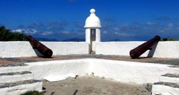 Forte São Matheus terá monitoramento por câmeras