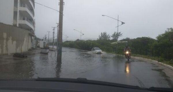 Arraial do Cabo tem transtornos por causa da chuva deste sábado (20)