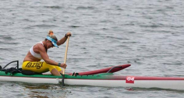 Canoísta local quer vencer Brasileiro em Cabo Frio