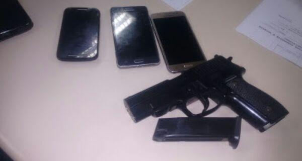 Polícia prende ladrões de carro em Cabo Frio