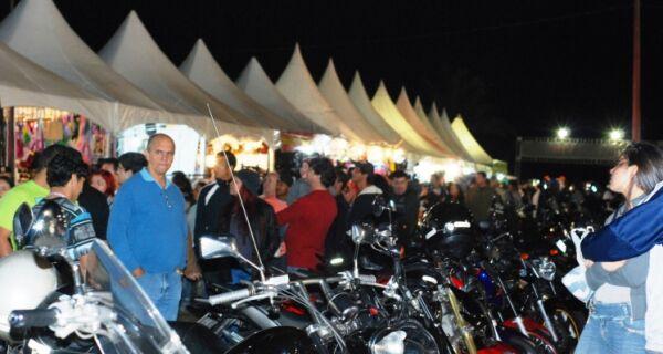 Encontro de motos é cancelado por causa da crise financeira