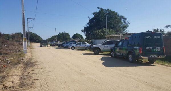 Operação conjunta em Arraial descobre área desmatada que equivale a 'cinco Maracanãs'