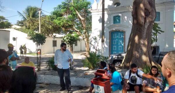 Passeio histórico por Cabo Frio é considerado sucesso por organizadores