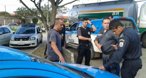 PM faz operação para cumprir mandados de prisão em Araruama