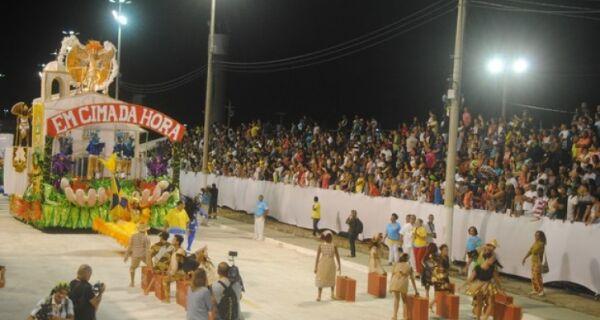 Sem subvenção e endividadas, escolas de samba não desfilarão em 2018