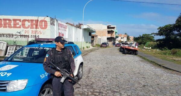 Policiamento está reforçado no Manoel Corrêa após morte de traficante