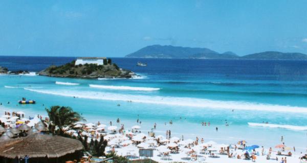 Cabo Frio aparece entre destinos litorâneos mais procurados