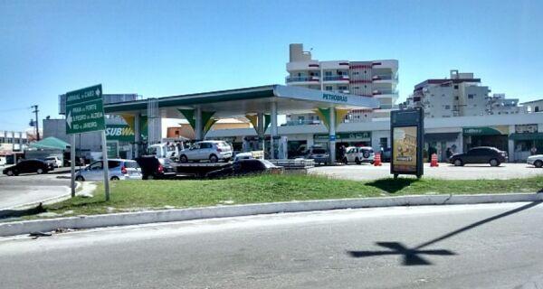Preço da gasolina é alvo de reclamações em Cabo Frio