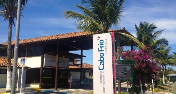 Aeroporto de Cabo Frio terá voos diretos para Buenos Aires