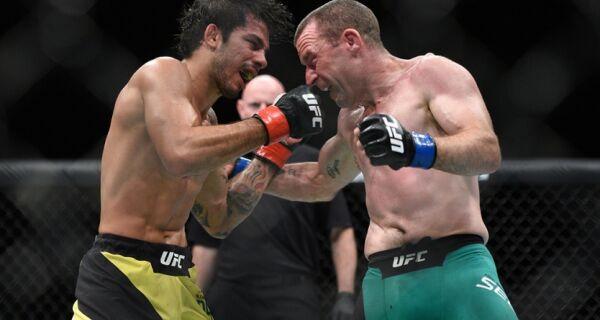 Lutador cabista aparece no Top 15 do ranking após vitória no UFC