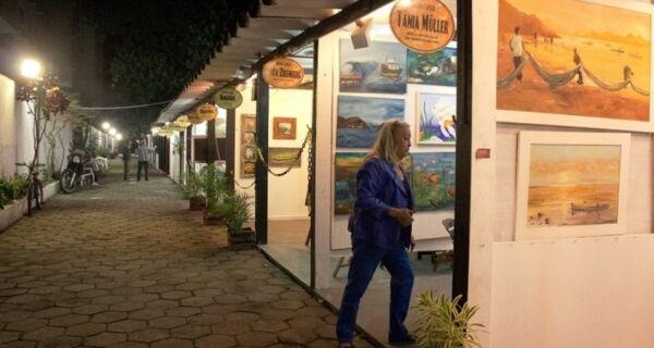 'Arte em Movimento' chega ao Espaço Torres do Cabo, em Cabo Frio