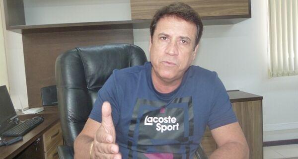 Marquinho vai a Brasília atrás de empréstimo