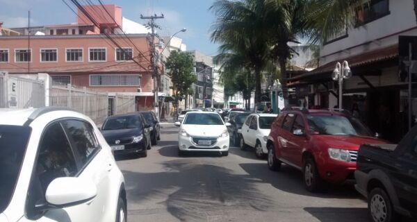 Mudanças no trânsito do centro de Cabo Frio já estão em vigor