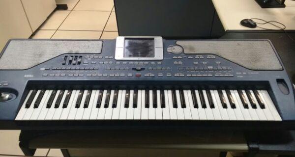 Anúncio de venda de teclado roubado coloca homem na prisão