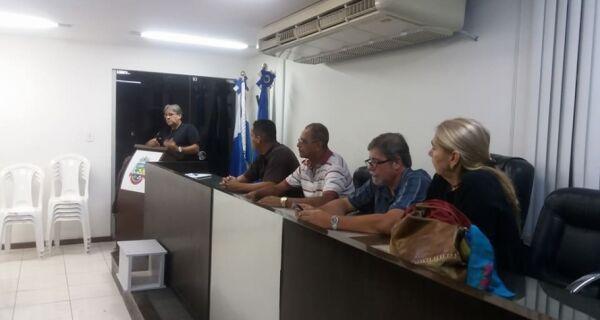 Sindicatos fazem assembleia nesta quarta (16) para definir posição sobre salários atrasados