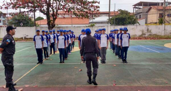 25º Batalhão dá início a projeto 'Policial Militar Cidadão'