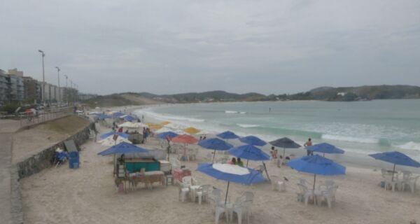 Climatempo prevê tempo fechado e chuva para o fim de semana em Cabo Frio