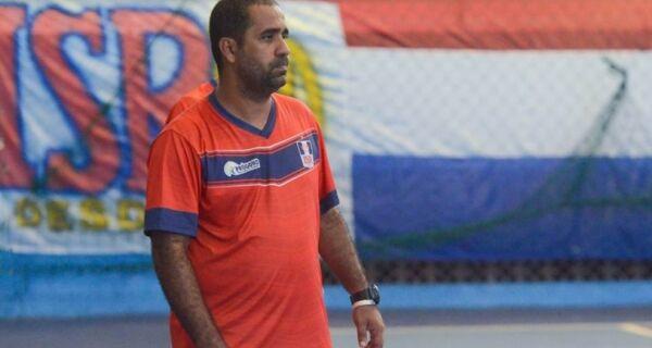Técnico de futsal cabo-friense é contratado pelo Flamengo