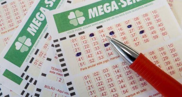 Mega Sena sorteia prêmio de R$ 26 milhões neste sábado
