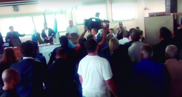 Com segurança reforçada, Julgamento de André Granado será retomado hoje