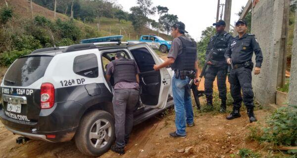Polícia tenta encontrar três foragidos da 'Operação Lavanderia'