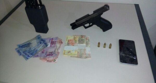 Polícia prende homem que roubava carga de cerveja na Rodovia Amaral Peixoto