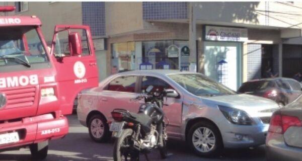 Prefeitura promete melhorar sinalização em cruzamento no Centro