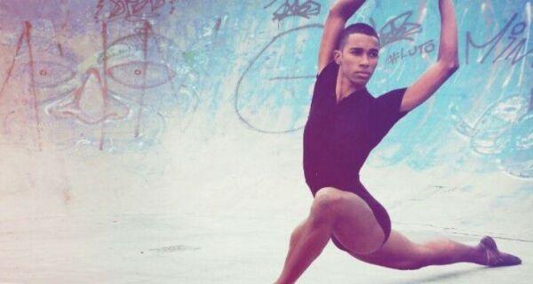 Bailarino de Cabo Frio ganha bolsa de estudos na Espanha