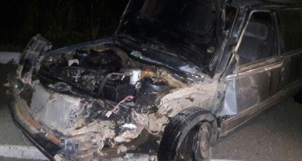 Acidente mata duas pessoas na Rodovia Amaral Peixoto