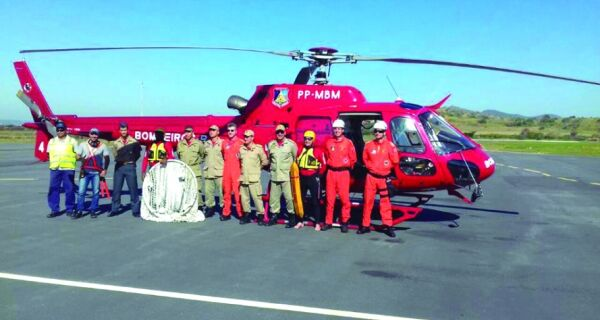 Bombeiros fazem 103 resgates no mar