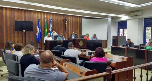 Audiência pública pede apoio da população no combate às drogas