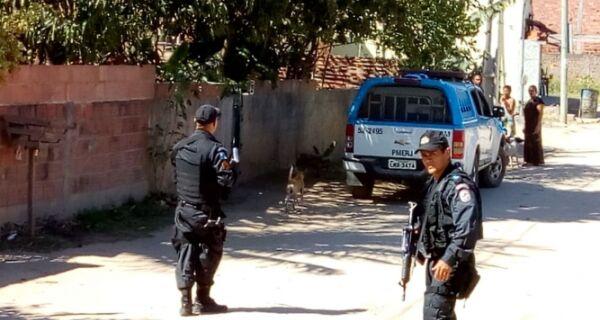 Araruama registra terceiro homicídio em menos de 24 horas