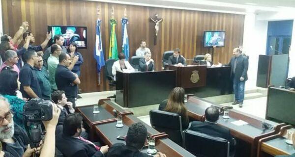 Com folga, Luis Geraldo vence eleição para presidência da Câmara