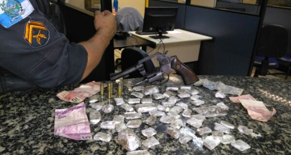 Homem morre após trocar tiros com a polícia em Cabo Frio