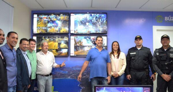 Armação dos Búzios inaugura Centro de Monitoramento
