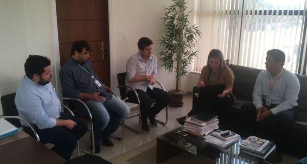 Prefeitura de Arraial cobra melhorias no serviço da Enel