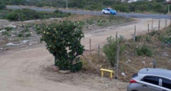 Dois homens são assassinados em Arraial na manhã desta terça (3)
