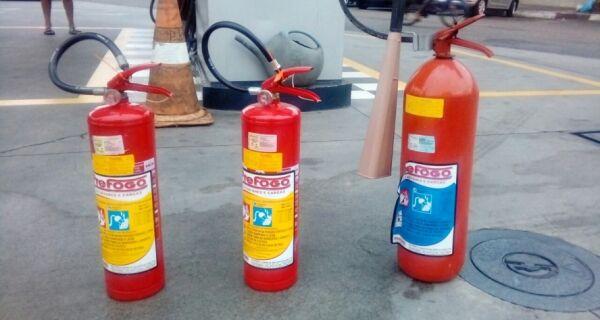 Posto de gasolina de Arraial cumpre exigências de segurança e é reaberto