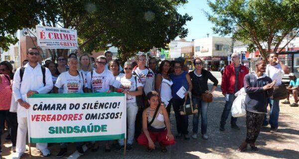 Servidores de Cabo Frio entram em greve nesta segunda