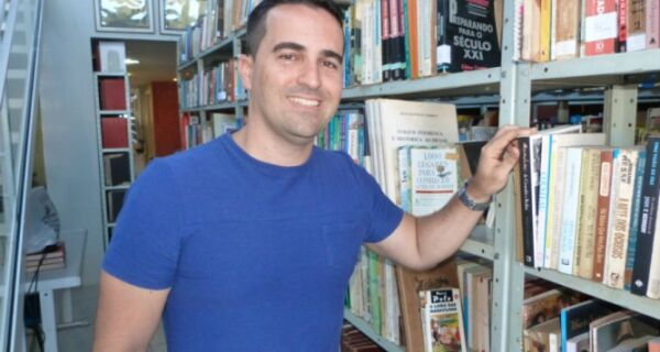 Biblioteca Municipal se firma na nova sede, em São Cristóvão
