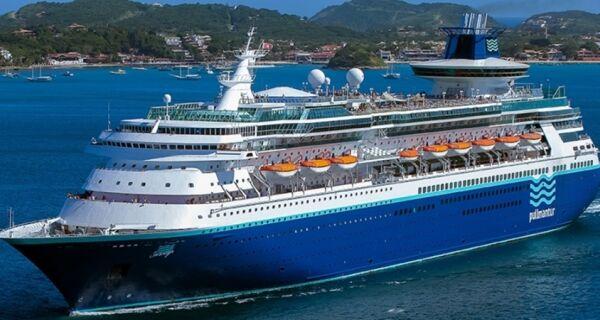 Réveillon vai marcar abertura da temporada de transatlânticos em Cabo Frio